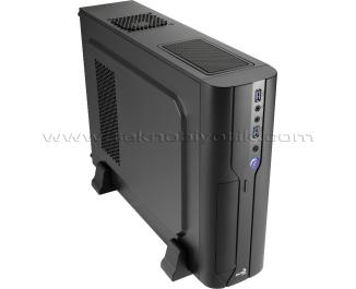 Aerocool CS-101 300W USB 3.0 Micro ATX/Mini ITX Slim Kasa