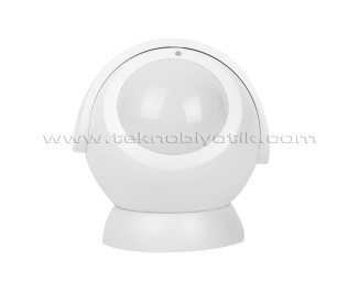 AirLive Akıllı Ev Güvenlik Sistemi İçin Mıknatıslı Hareket Sensörü (AL-SI-102)
