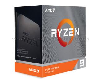 AMD Ryzen™ 9 3950X 3.5GHz (Turbo 4.7GHz) 16 Core 32 Threads 72MB Cache AM4 İşlemci (Wraith Prism Soğutuculu)