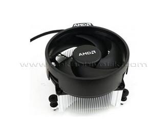 AMD Wraith Spire AM4 Ryzen Orjinal Stok İşlemci Soğutucu