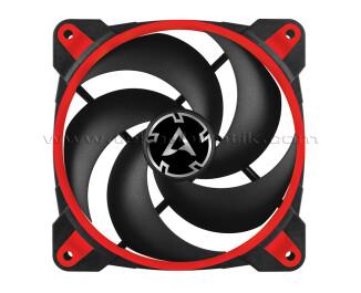 Arctic BioniX P120 PWM PST 12cm Kırmızı/Siyah Gaming Kasa Fanı (AR-ACFAN00115A)