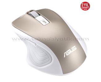 Asus MW202 1600dpi Kablosuz Optik Siyah Mouse