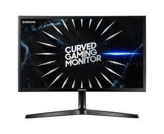 "Samsung 24"" LC24RG50FQMXUF 1920x1080 144Hz 4ms DP / HDMI FreeSync Curved Gaming Monitör"