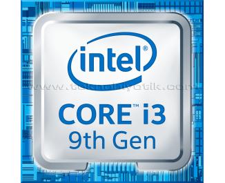 Intel Core i3 9100 3.6GHz 6MB Cache LGA 1151 İşlemci