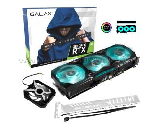 Galax RTX3080 Seious Gaming SG Edition 10GB 320Bit GDDR6X RTX 3080 Ekran Kartı (38NWM3MD99NN)