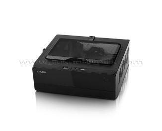 Dark Compact 130W VESA Destekli, SSD Ready Mini ITX Kasa (DKCHCOMPACT150)