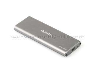 Dark Storex M Serisi 500GB 1000MB+/Sn Taşınabilir SSD