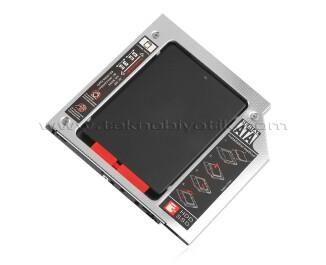 Dark 9.5mm Notebook Optik Sürücü Yuvası Uyumlu HDD/SSD Yuvası (DK-AC-DSOSD9)