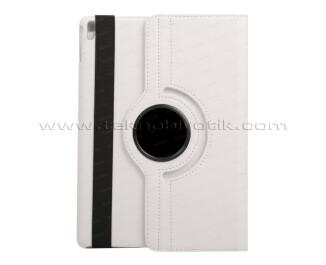 """Dark iPad Pro 10.5"""" Uyumlu 360° Dönebilen Beyaz Kılıf & Stand (DK-AC-IPROKRT105W)"""