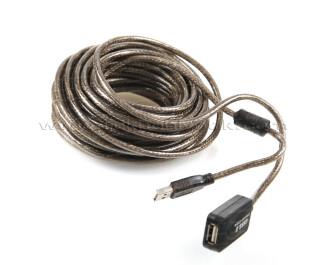 Dark 10m USB 2.0 Aktif Uzatma Kablosu (DK-CB-USB2EXTL10A)