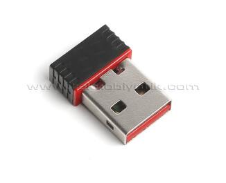 Dark RangeMax Nano 150Mbit/s 802.11b/g/n Kablosuz Ağ Adaptörü (DK-NT-WDN150NAN5)