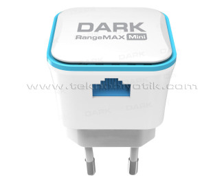 Dark RangeMAX WRT360 300Mbit 3dBi Dual Antenli 802.11n WiFi Kablosuz Access Point / Router / Repeater (DK-NT-WRT360)