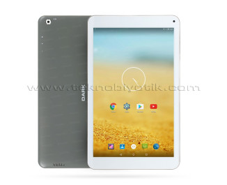 "Dark EvoPad 3G S1047 10.1"" Quadcore IPS 1.5GB / 16GB 3G'li Beyaz Tablet"