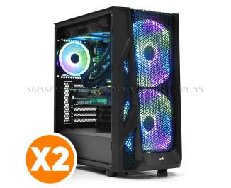 Teknobiyotik X2 AMD Ryzen 5 3600 3.6GHz, RTX3060 12GB, 16GB Ram, 500GB m.2 SSD Oyuncu Bilgisayarı