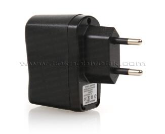 Dark 5V/1A Marka Bağımsız Tasarımlı Üniversal USB Yedek Şarj Adaptörü (DK-AC-TBADU5V1A)
