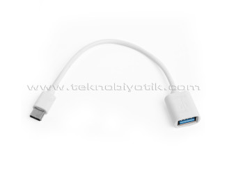 Dark USB 3.1 Type-C (Erkek) - USB 3.0 (Dişi) OTG Kablo (DK-CB-USB31OTG2)