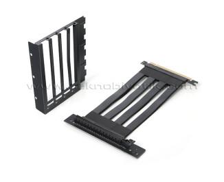 Dark Dikey Ekran Kartı Bağlama Aparatı VGA Vertical Riser Card (DKCHVGAKIT)