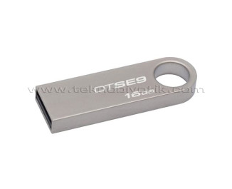 Kingston DTSE9H 16GB Metal Usb Bellek