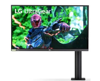 "LG 27"" 27GN880-B 2560x1440 1ms / 144Hz 2xHDMI / DP FreeSync Premium HDR10 Nano IPS Oyuncu Monitör"