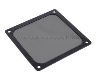 SilverStone 12cm Mıknatıslı Slim Siyah Fan Filtresi (SST-FF123B)