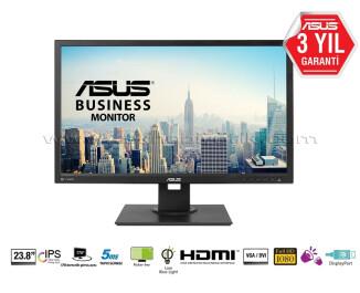 "Asus 23,8"" BE249QLBH 1920X1080 75Hz 5Ms HDMI DP Monitör"