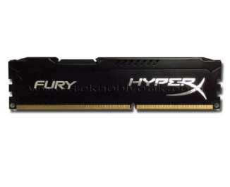 Kingston DDR3 8GB 1600MHz HyperX Fury Black Ram (HX316C10FB/8)
