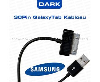 Dark Samsung Galaxy TAB / TAB 2 Serisi Tabletler İçin 1m USB Şarj ve Data Kablosu (DK-CB-USB2GALAXY)