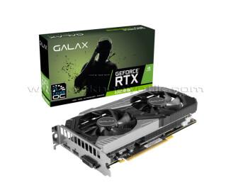 Galax RTX2060 Super 8GB (1-Click OC) 256Bit GDDR6 RTX 2060 Super Ekran Kartı (26ISL6HP39SS-AKOG)