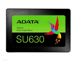 Adata SU630 480GB 520-450MB/s SSD (AD-ASU630SS-480GQR)
