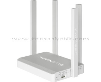 Keenetic Air KN-1610-01TR 1200 Mbps 5 Ghz Access Point & Router