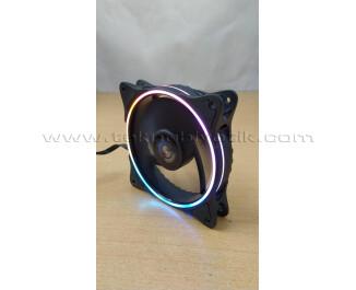 Aerocool Eclipse12 12cm ARGB Led Kasa Fanı (AE-CFECLPS12)OUTLET)
