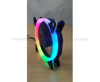 Aerocool SI-5200 RGB  Kasa fanı (OUTLET)