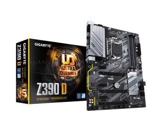 Gigabyte Z390-D Intel Z390 4266MHz(O.C.) DDR4, CrossFire™, M.2, HDMI, ATX Anakart