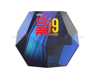 Intel Core i9-9900K 3.6GHz Turbo 5Ghz 16MB Cache LGA 1151 Coffee Lake Refresh İşlemci