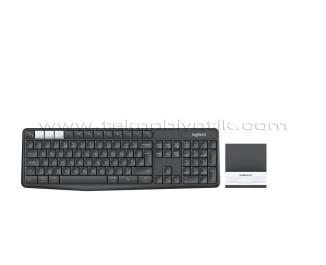 Logitech K375S Kablosuz Klavye USB(920-008178)