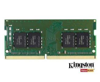 Kingston 8GB D4 SoDIMM 3200Mhz CL22 Notebook Ram Bellek (KVR32S22S6/8)