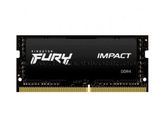 Kingston DDR4 8GB (1X8GB)  3200MHz Fury Impact Ram Bellek (KF432S20IB/8)