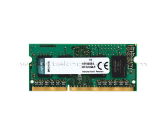 Kingston DDR3 2GB 1333MHz SODIMM Notebook Ram Bellek (KVR13S9S6/2)