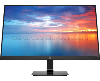 "HP 27"" 27m 3WL48AA 5ms FHD HDMI Vga IPS Led Monitör"