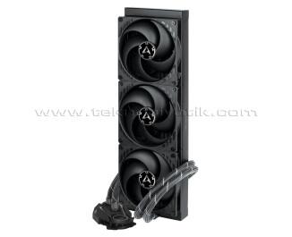 Arctic Liquid Freezer II - 420 Intel / AMD Uyumlu, 420mm Radyatörlü, 3x14cm P14 Fanlı, Sıvı İşlemci Soğutucu (AR-ACFRE00092A)