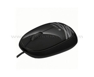Logitech M105 Optik Mouse USB (Siyah) (910-002943)