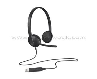 Logitech H340 USB Mikrofonlu Kulaklık (981-000475)