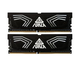 Neo Forza 16GB(2x8GB) 3600MHz Black Faye DDR4 PC Ram (NMUD480E82-3600DB11/2)