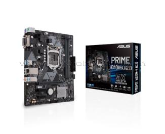 Asus PRIME H310M-K R2.0 2666MHz DDR4 LGA1151 mATX Anakart