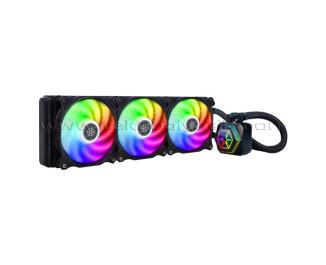 SilverStone PF360 ARGB 3x12cm Fan Intel & AMD Uyumlu 360mm Sıvı Soğutucu (SST-PF360-ARGB)