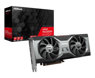 AsRock Radeon RX6700 XT 12GB 192Bit GDDR6 RX 6700XT PCI Express 4.0 Ekran Kartı