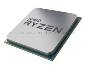 AMD Ryzen 3 3100 3.6GHz (Turbo 3.9GHz) 4 Core 8 Threads 16MB Cache AM4 İşlemci