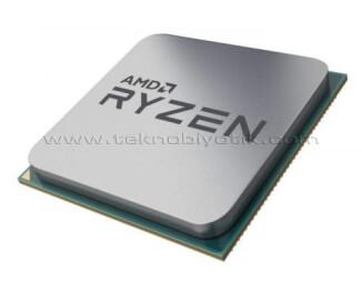 AMD Ryzen™ 5 3600XT 3.8GHz (Turbo 4.5GHz) 6 Core 12 Threads 35MB Cache AM4 İşlemci - Tray