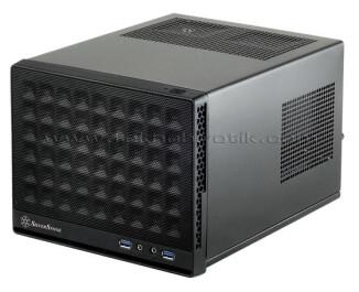 SilverStone Sugo SG13B  / Mini ITX Performans Kasası (SST-SG13B)