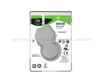 "Seagate Barracuda 500GB 2.5"" 5400RPM 128MB Cache Sata 3 Notebook Disk ST500LM030"